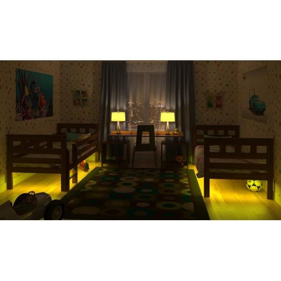 Кровать Жасмин Шале