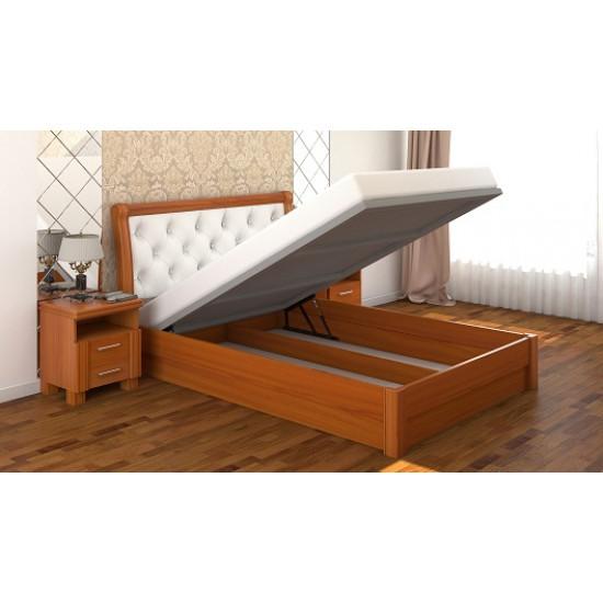 Кровать Милена дерево