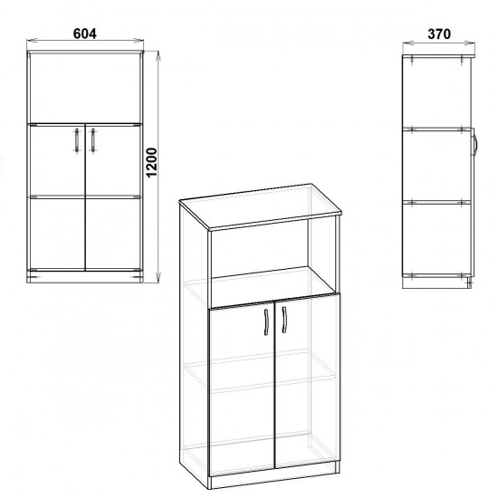 Шкаф кш-15