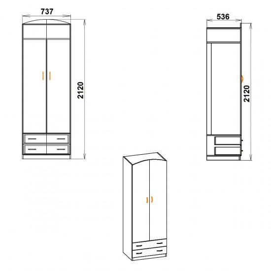 Шкаф-4