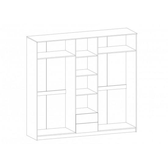 шкаф Флорис 5Д