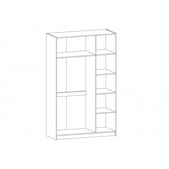 шкаф 3Д система Фантазия NEW
