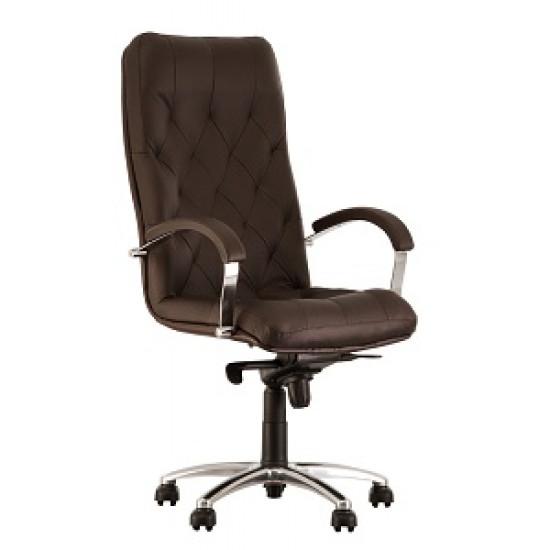 Кресло CUBA steel MPD CHR68